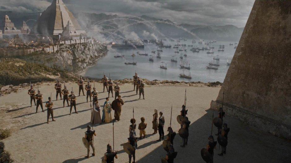 Battaglia delle Piramidi Meereen