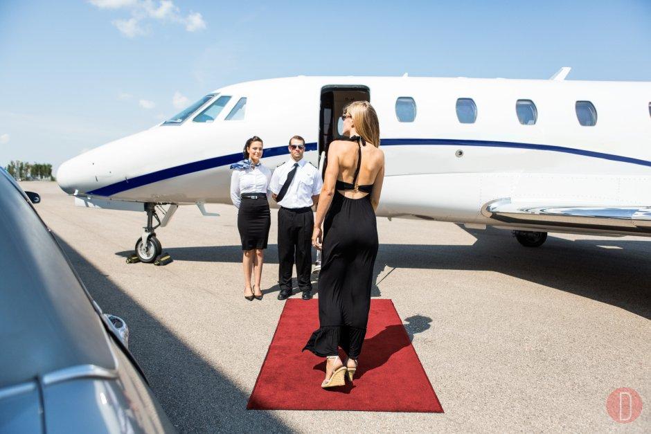 Executive Jet Charter 01