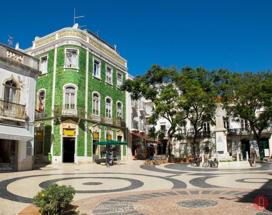 Praca Luis de Camoes Lagos Portogallo