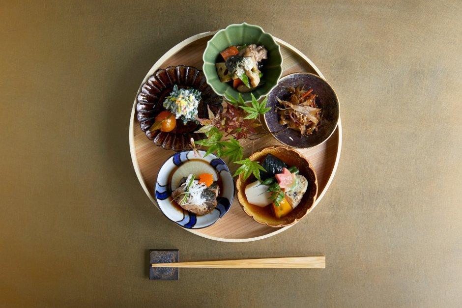 Aman Kyoto Japanese Dishes