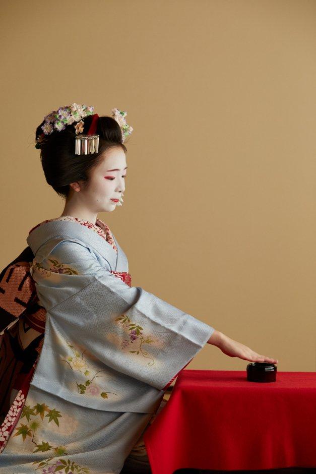 Aman Kyoto Maiko Experience