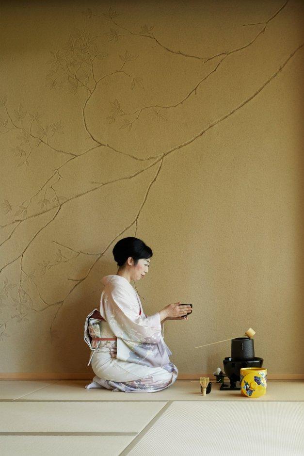 man Kyoto Matcha Tea Making