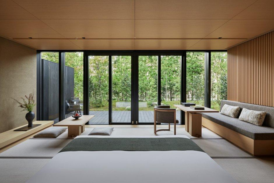 Aman Kyoto Susuki room