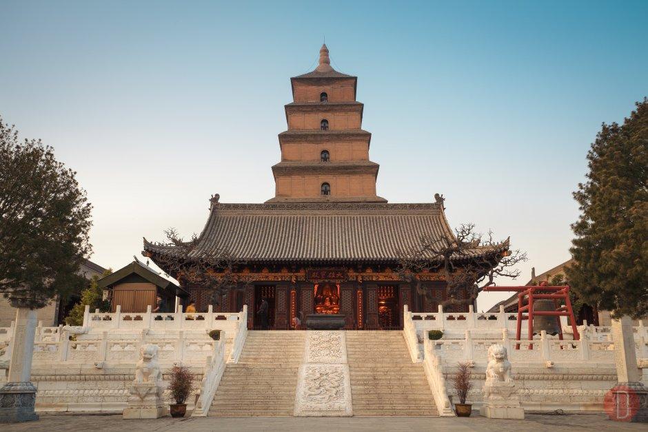 Pagoda dell'oca selvatica