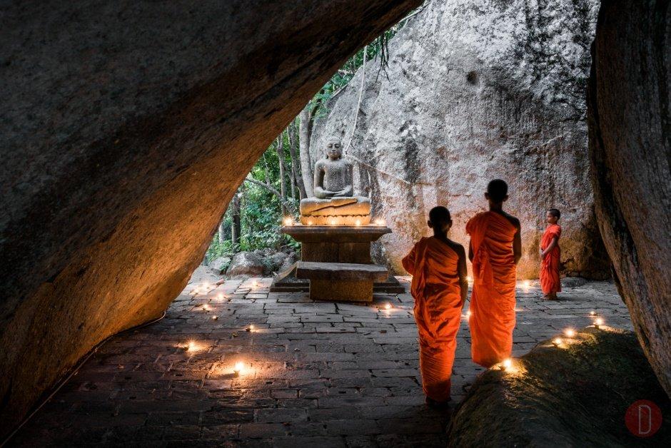 Amangalla, Sri Lanka - Yatagalla temple