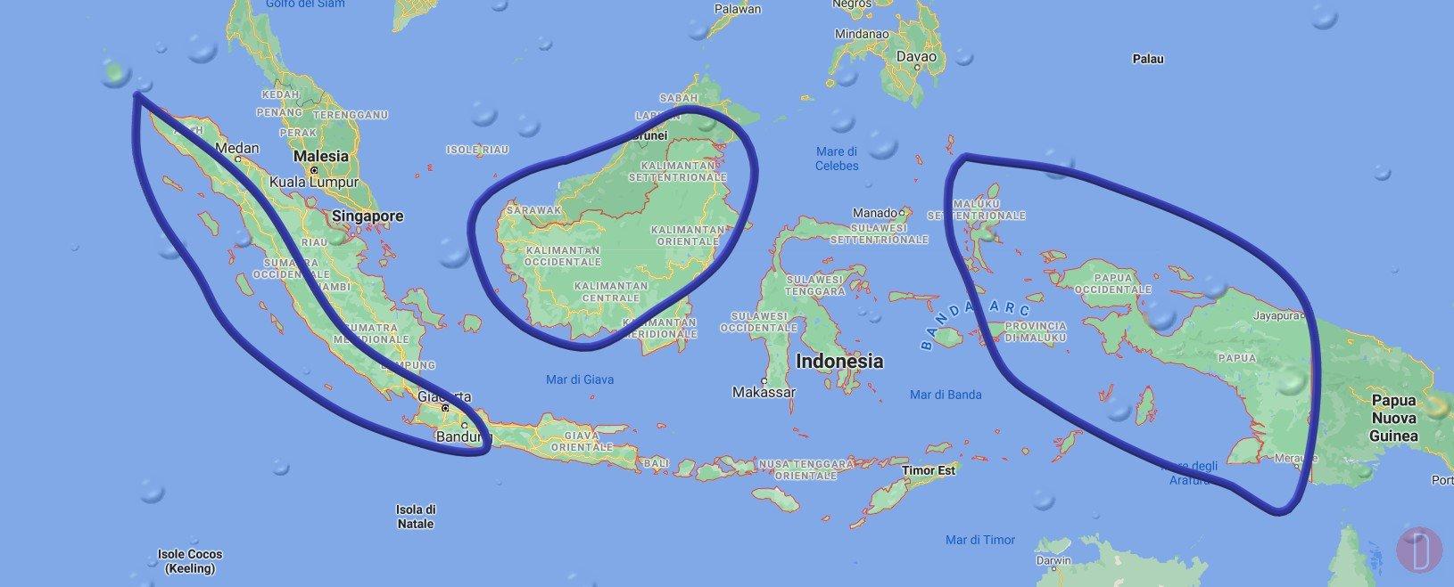 Equatoriale Indonesia